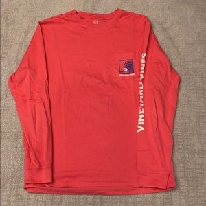 Men's vineyard vines long sleeve T-shirt